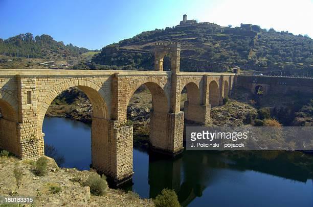 Alcántara, puente romano.