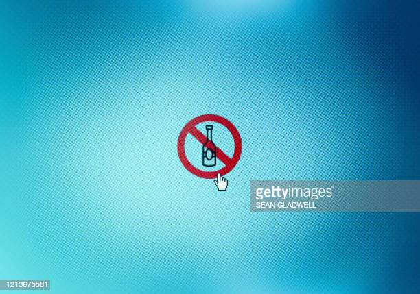 alcohol ban - permission concept stock pictures, royalty-free photos & images