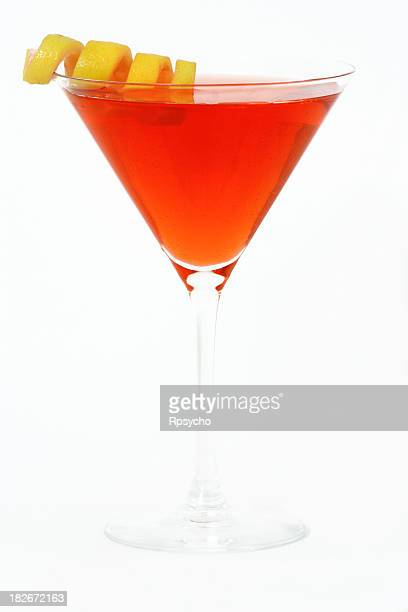 Alcohol- Martini With a Twist