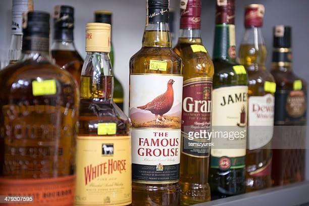 アルコール飲料 - アフィントンの白馬 ストックフォトと画像