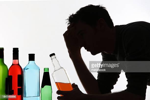 Alcoholic abuse
