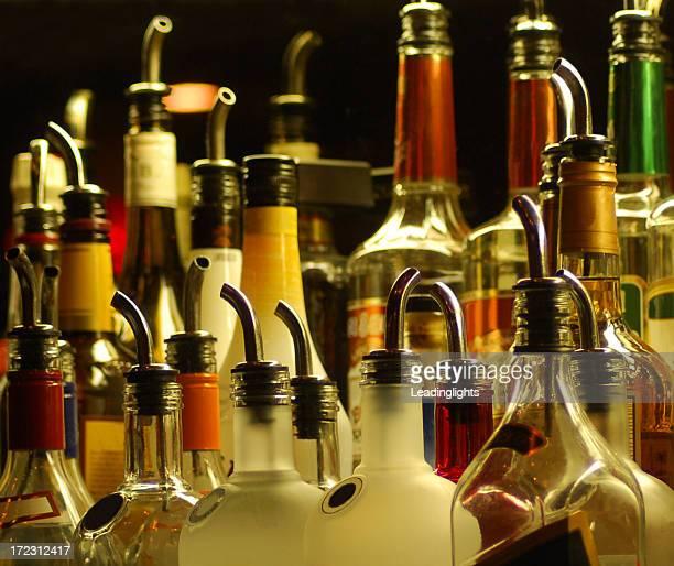 Alcoholic Pourers