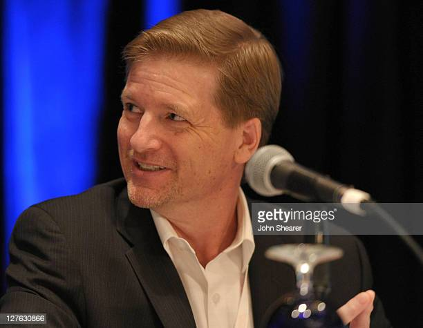 Alcon Entertainment chief operating officer and chief financial officer Scott Parish attends Variety's 2011 Film Finance Forum presented by Winston...