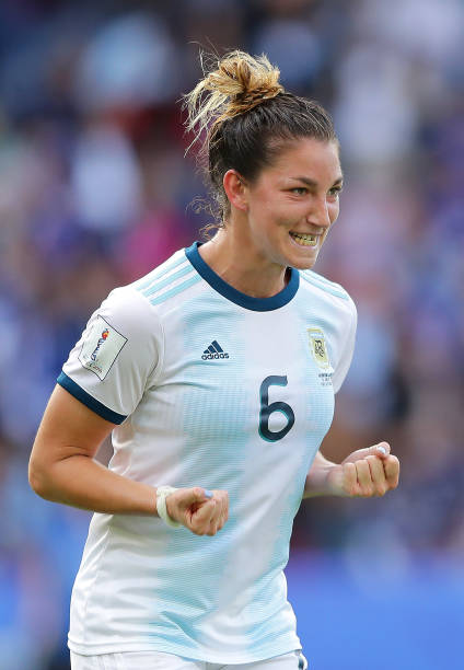 FRA: Argentina v Japan: Group D - 2019 FIFA Women's World Cup France