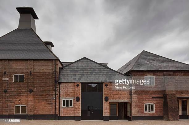 Aldeburgh Music Snape Maltings Concert Hall Snape Suffolk United Kingdom Architect Haworth Tompkins Architects Aldeburgh Music Haworth Tompkins...