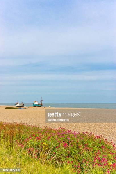 aldeburgh - paesaggio marino foto e immagini stock