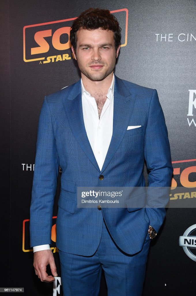 """The Cinema Society With Nissan & FIJI Water Host A Screening Of """"Solo: A Star Wars Story"""" - Arrivals"""