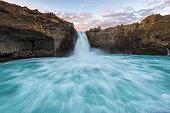 Aldeyjarfoss Waterfall in Iceland