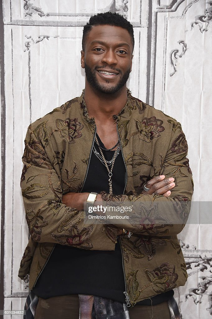 "Build Presents Aldis Hodge Discussing ""Hidden Figures"""