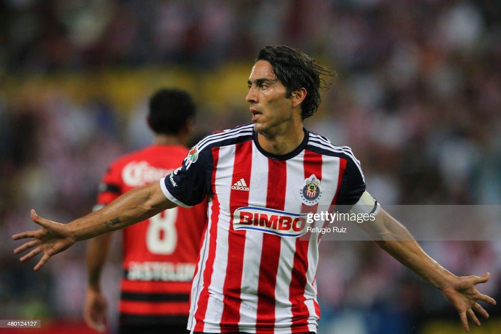 Atlas v Chivas- Clausura 2014 Liga MX