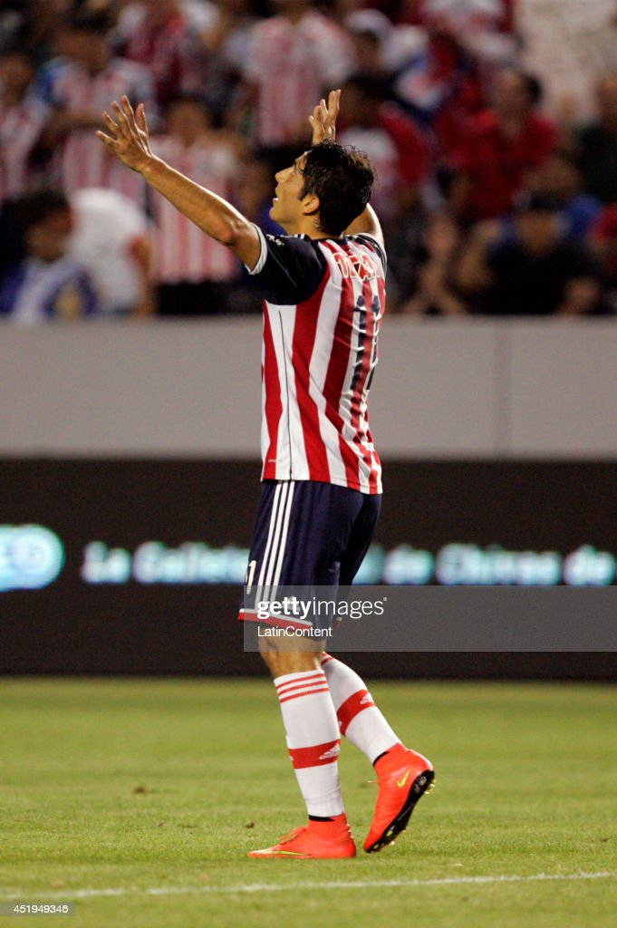 Chivas v Cruz Azul - Friendly Match