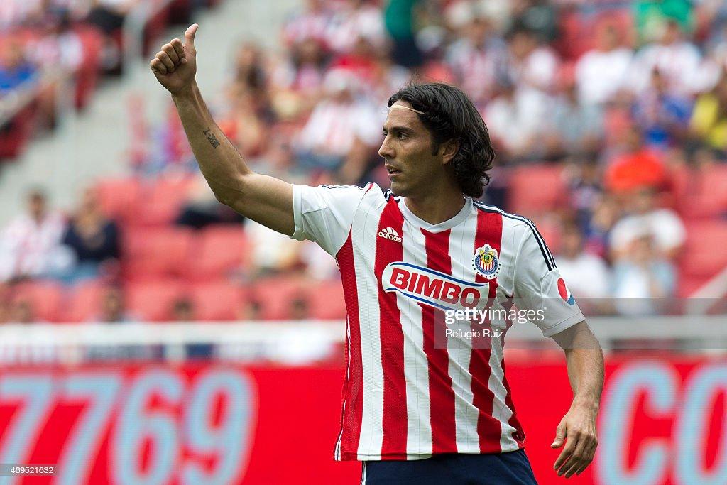 Chivas v Leon - Clausura 2015 Liga MX