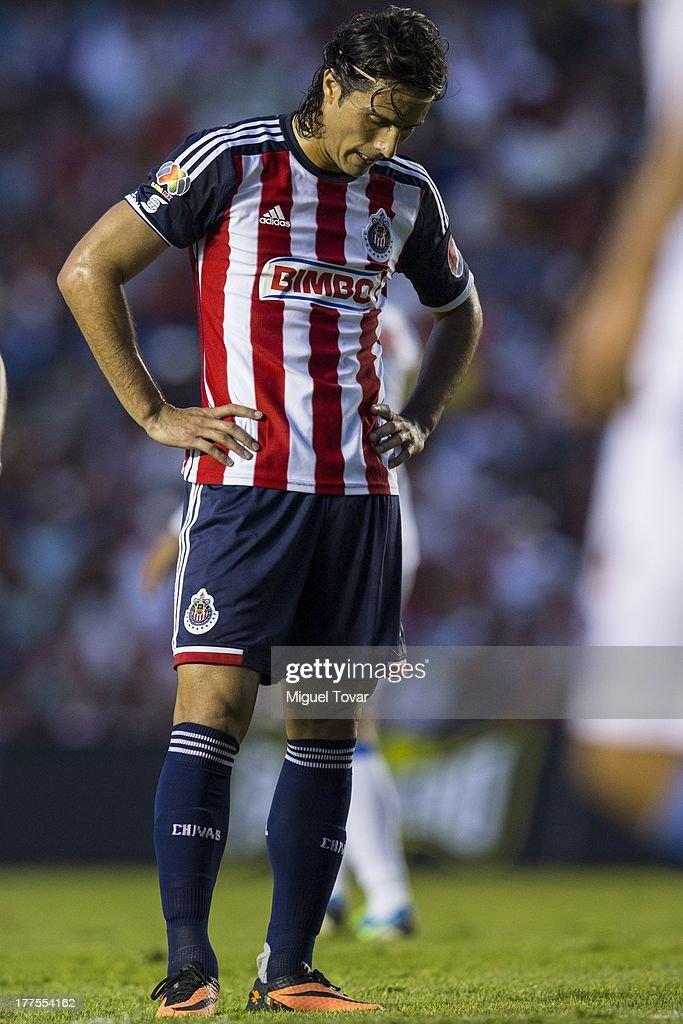 Queretaro v Chivas - Apertura 2013 Liga MX