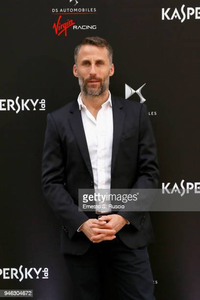 Aldo Fucelli Pessot del Bo' attends Racing Goes Green an event organized by Kaspersky Lab Official Sponsor of DS Virgin Racing Team to celebrate the...