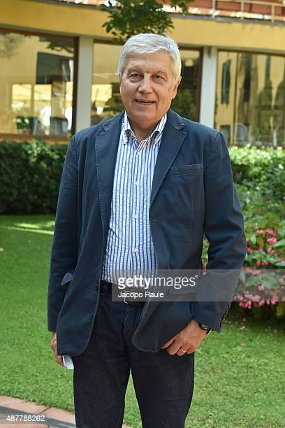 Aldo Grasso attends the Festival Della Comunicazione on September 11 2015 in Camogli Italy