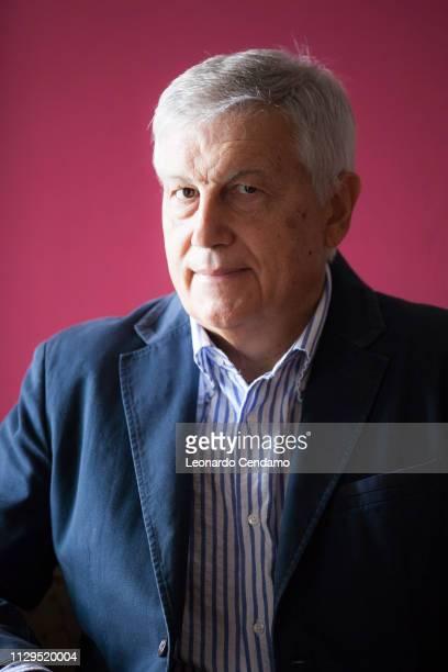 Aldo Grasso Italian writer Alba Italy 11th September 2015