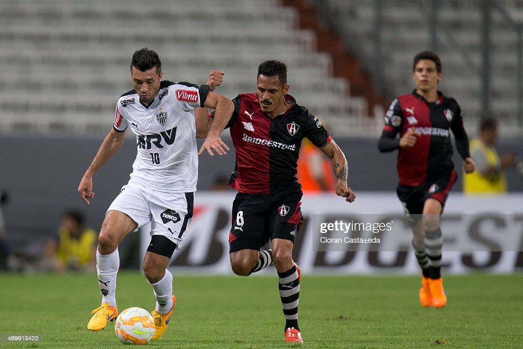 Atlas v Atletico Mineiro - Copa Bridgestone Libertadores 2015