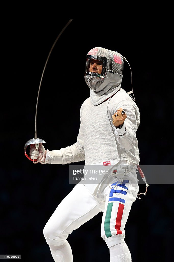 Olympics Day 7 - Fencing