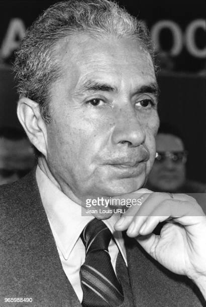 Aldo Moro leader de la Démocratie chrétienne italienne et ancien Premier Ministre a été enlevé jeudi 16 mars 1978 par un groupe appartenant aux...