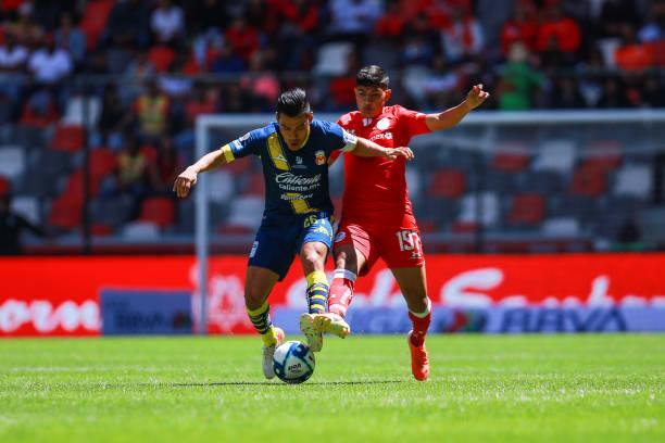 MEX: Toluca v Morelia - Torneo Apertura 2019 Liga MX