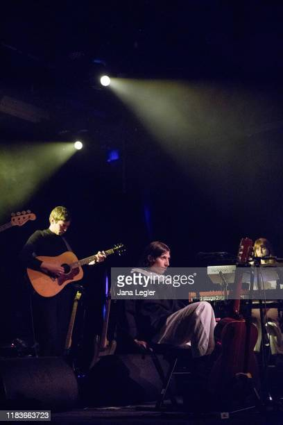 Aldous Harding performs live on stage during a concert at the Astra on November 20, 2019 in Berlin, Germany.
