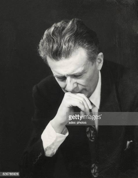 Aldous Leonard Huxley British writer born in Godalming Ca 1955