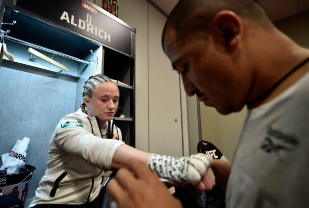 NV: UFC 246 McGregor v Cowboy