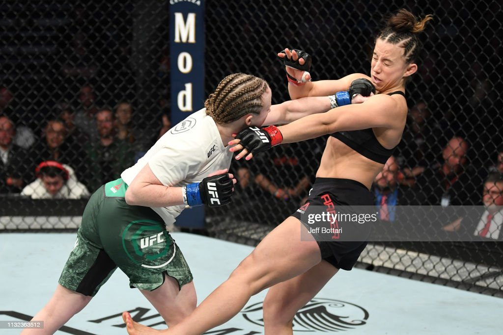 UFC Fight Night: Barber v Aldrich : News Photo