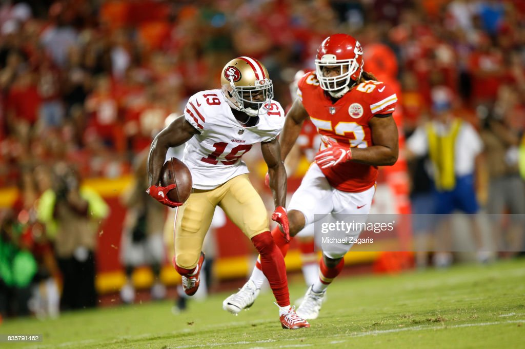 San Francisco 49ers v Kansas City Chiefs