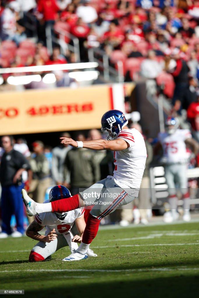 New York Giants vSan Francisco 49ers