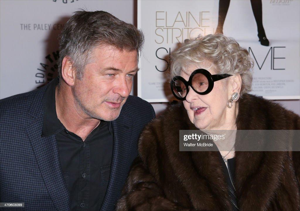 """Elaine Stritch: Shoot Me"" New York Screening : News Photo"
