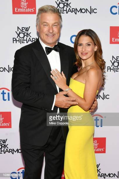 Violinist and composer Itzhak Perlman attends the New York Philharmonic's Opening Gala New York Meet Jaap at David Geffen Hall on September 20 2018...