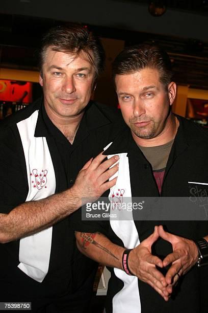 Alec Baldwin and Stephen Baldwin