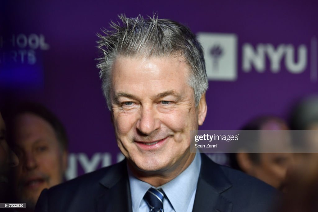 Alec Baldwin attends NYU Tisch School of the Arts GALA 2018 at Capitale on April 16, 2018 in New York City.