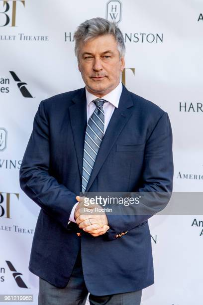 Alec Baldwin attends the 2018 American Ballet Theatre Spring Gala at The Metropolitan Opera House on May 21 2018 in New York City