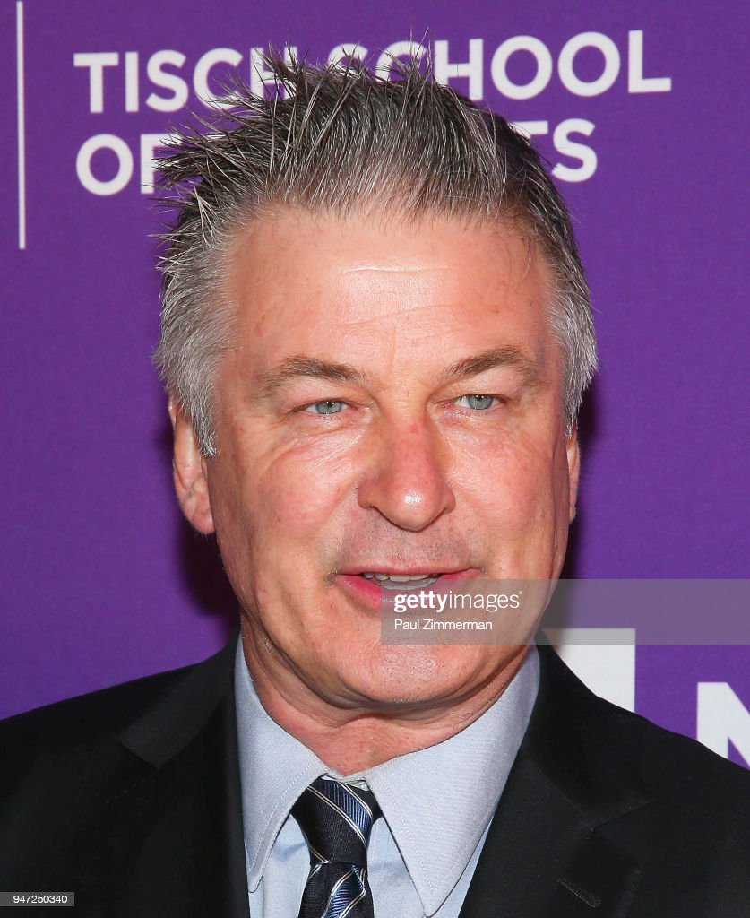 Alec Baldwin attends the 2018 NYU Tisch Gala at Capitale on April 16, 2018 in New York City.