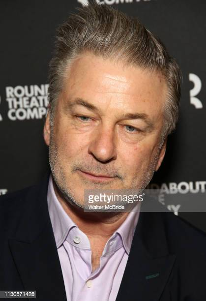 Alec Baldwin attends the Broadway Opening Night of 'Kiss Me Kate' at Studio 54 on March 14 2019 in New York City