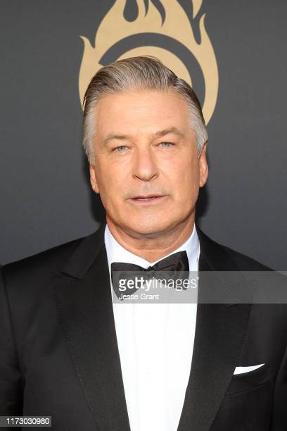 Alec Baldwin attends the Comedy Central Roast of Alec Baldwin at Saban Theatre on September 07 2019 in Beverly Hills California