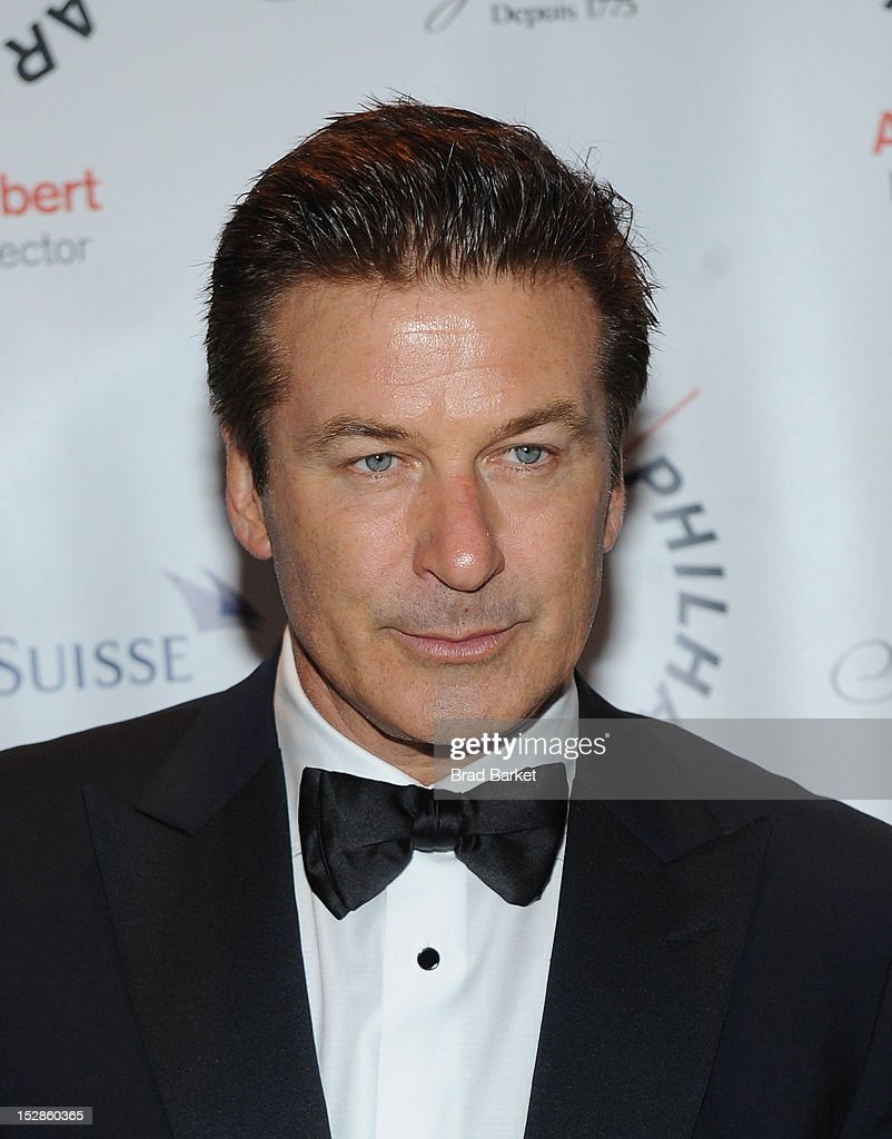 Alec Baldwin attends the New York Philharmonic 2012-2013 Opening Gala at Avery Fisher Hall at Lincoln Center for the Performing Arts on September 27, 2012 in New York City.