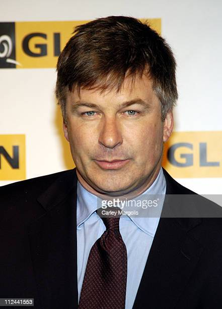 Alec Baldwin during 2006 GLSEN Respect Awards in New York City New York United States