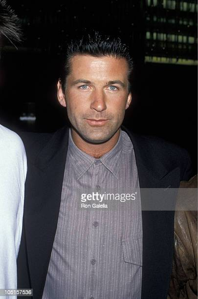 Alec Baldwin during 'Great Balls of Fire' Los Angeles Premiere at Directors Guild of America in Los Angeles California United States
