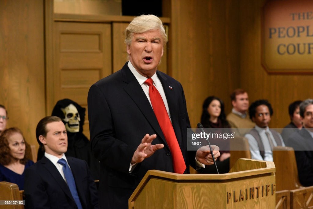 "NBC's ""Saturday Night Live"" with guests Alec Baldwin, Ed Sheeran"