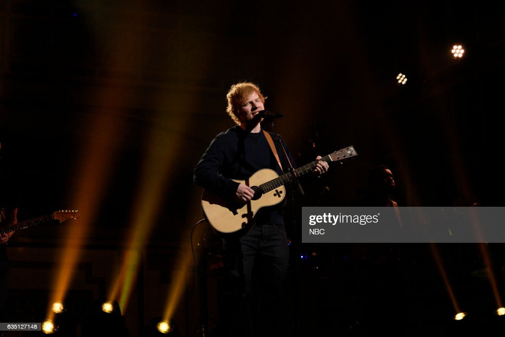 Ed Sheeran received two nominations - Best Pop Solo Performance, Best Pop Vocal Album
