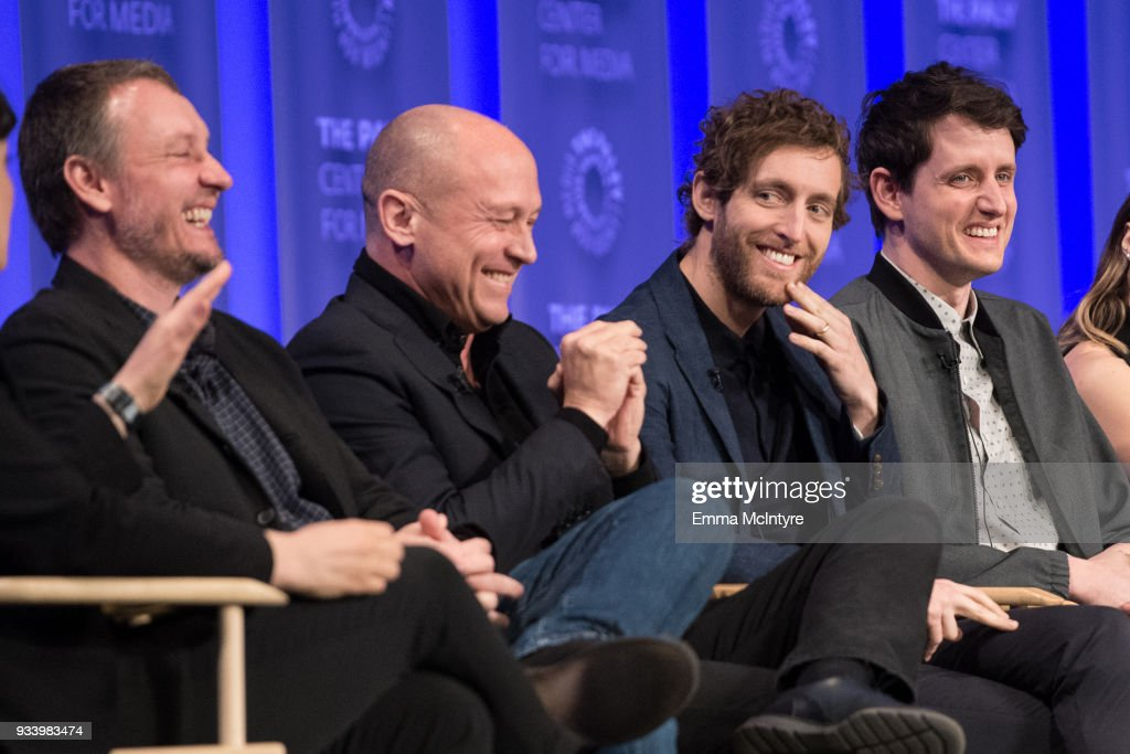 "The Paley Center For Media's 35th Annual PaleyFest Los Angeles - ""Silicon Valley"" - Inside"