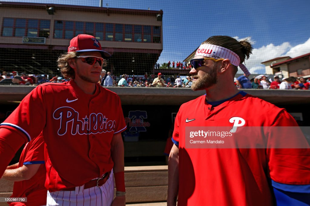 Pittsburgh Pirates v Philadelphia Phillies : News Photo