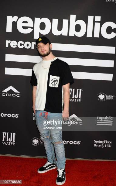Alec King attends the Republic Records Grammy after party at Spring Place Beverly Hills on February 10 2019 in Beverly Hills California