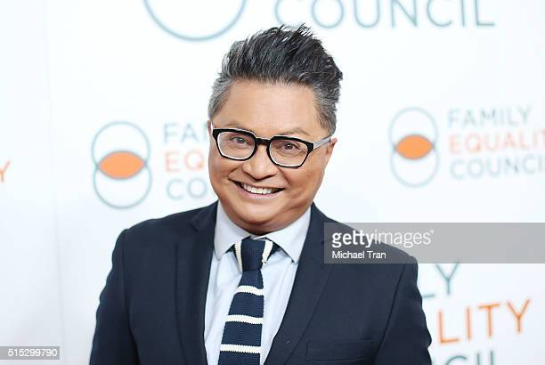 Alec Mapa arrives at the Family Equality Council's Impact Awards held at The Beverly Hilton Hotel on March 12 2016 in Beverly Hills California