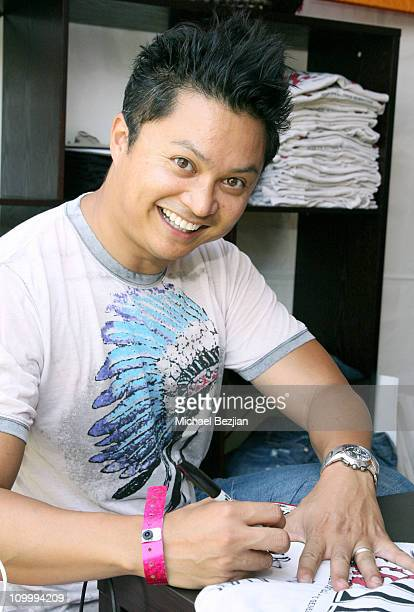 Alec Mapa at Henry III Generation during Henry III Generation at 2006 Silver Spoon Emmy Suite - Day One at Wattles Mansion in Los Angeles,...