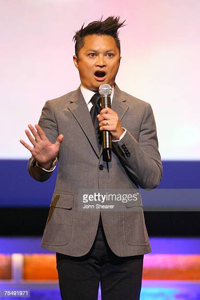 Alec Mapa at the Kodak Theater in Los Angeles California