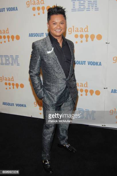 Alec Mapa attends 20th Annual GLAAD Media Awards at Nokia Theatre on April 18 2009 in Los Angeles CA